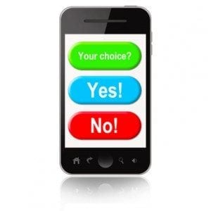With or Without Your Cell phone