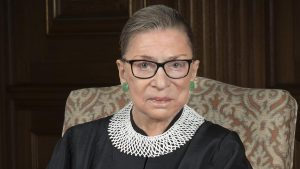 Ruth Bader Ginsberg (RIP)